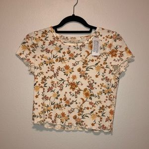 BRAND NEW American Eagle crop top
